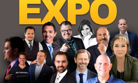 """The """"Titans of Texas Real Estate Investing"""" Featured at the LA GRAND Expo"""